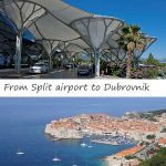Split Airport to Dubrovnik taxi transfer Image