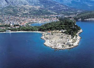 Split to Makarska