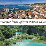 Transfer from Split city to Plitvice Lakes Image