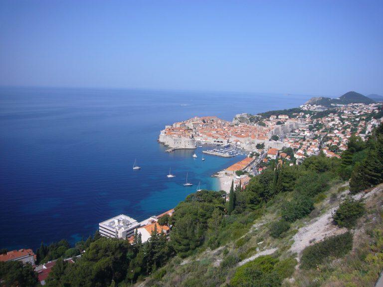 Taxi Dubrovnik to Split