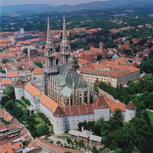 Zagreb to Split